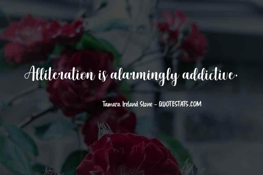Tamara Ireland Stone Quotes #216118
