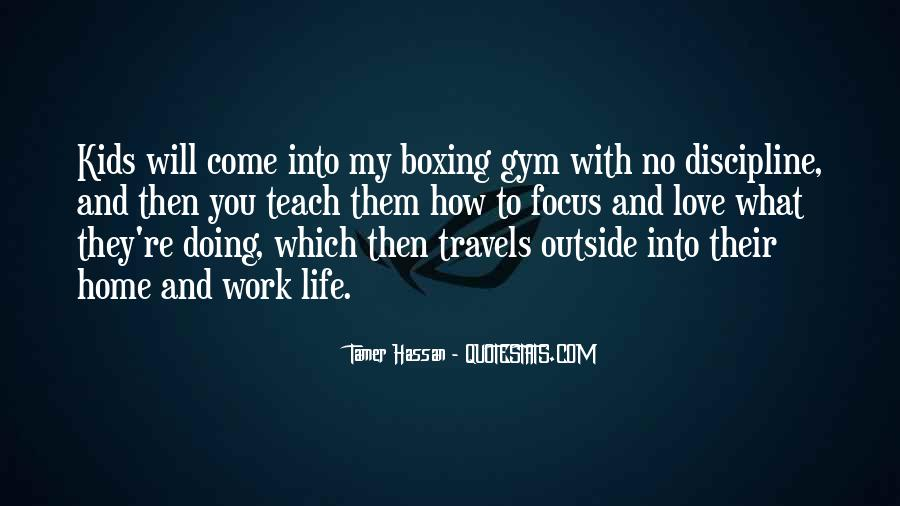 Tamer Hassan Quotes #1057766