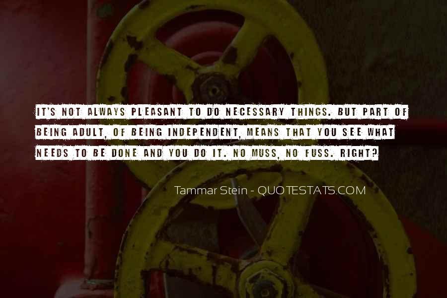 Tammar Stein Quotes #721479