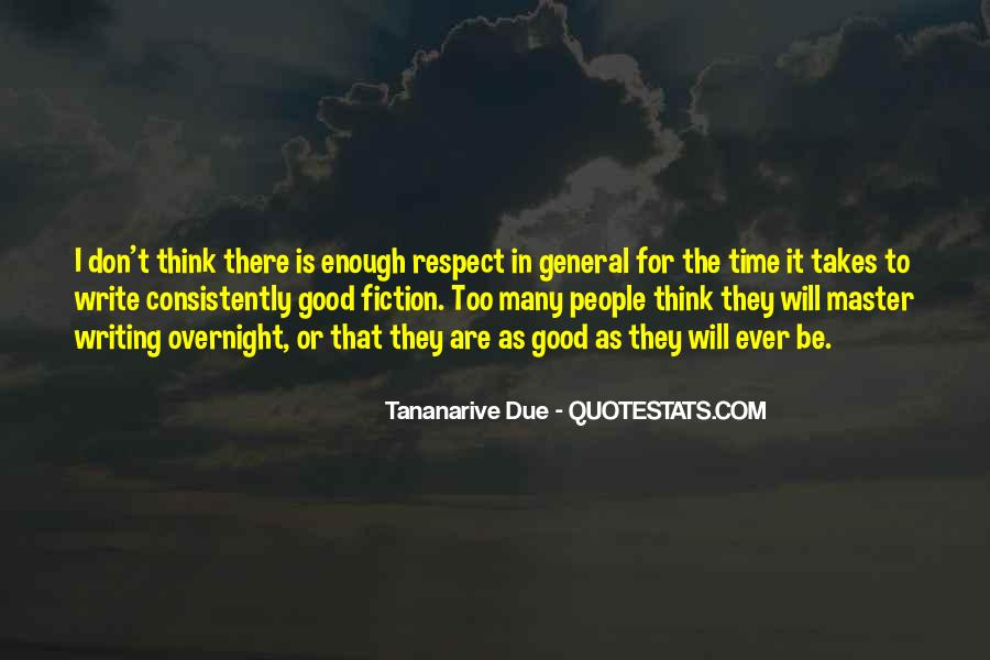 Tananarive Due Quotes #1340021