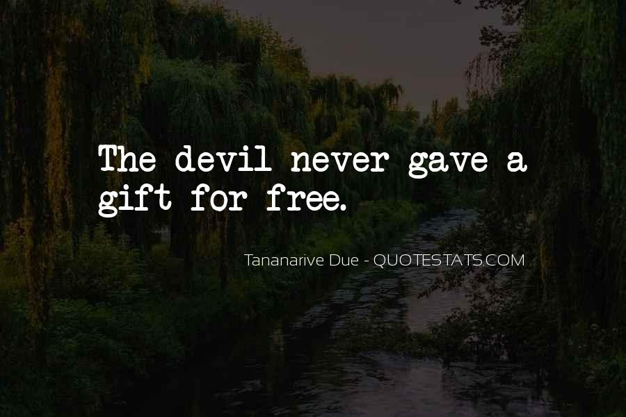 Tananarive Due Quotes #1733696