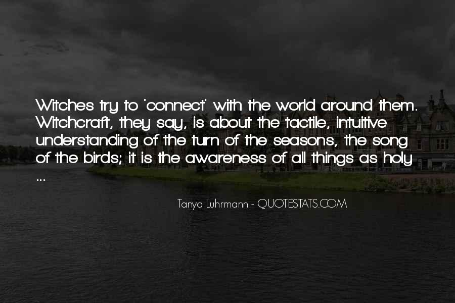 Tanya Luhrmann Quotes #121001