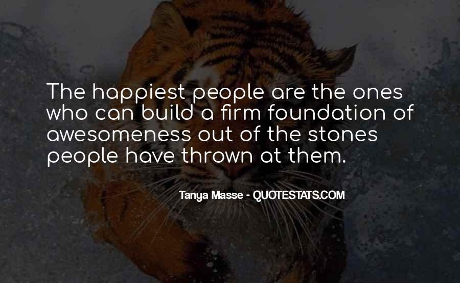 Tanya Masse Quotes #1045284