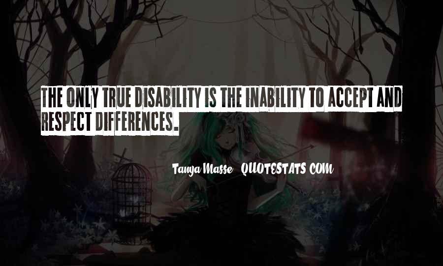 Tanya Masse Quotes #1440212