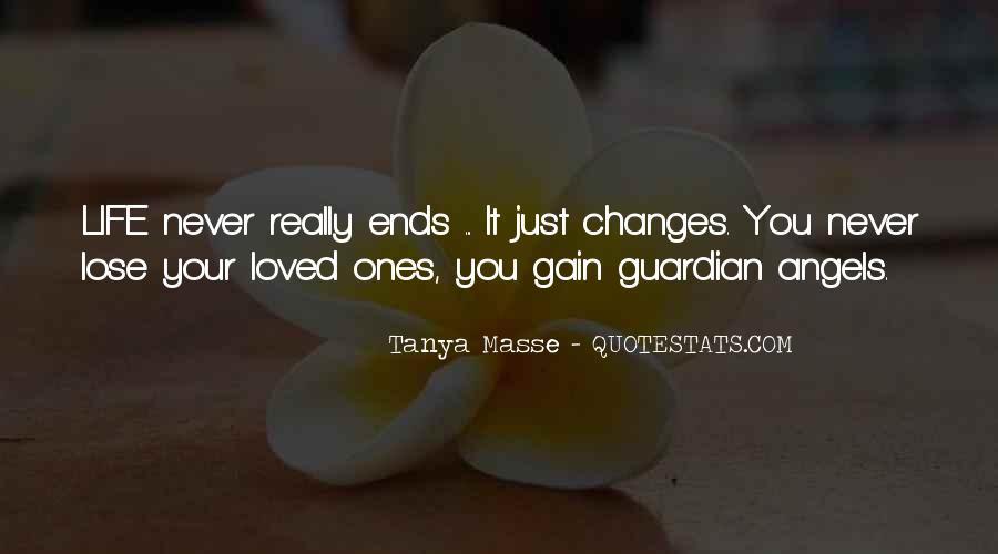 Tanya Masse Quotes #1473216