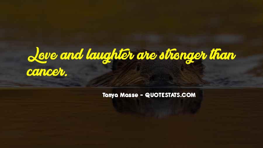 Tanya Masse Quotes #148081