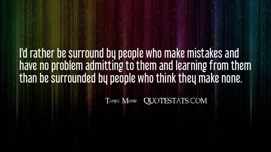 Tanya Masse Quotes #1698132