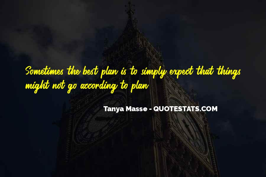 Tanya Masse Quotes #1707117