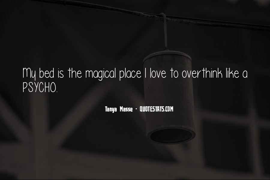 Tanya Masse Quotes #1828484