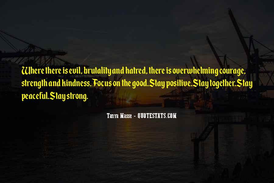 Tanya Masse Quotes #1862641