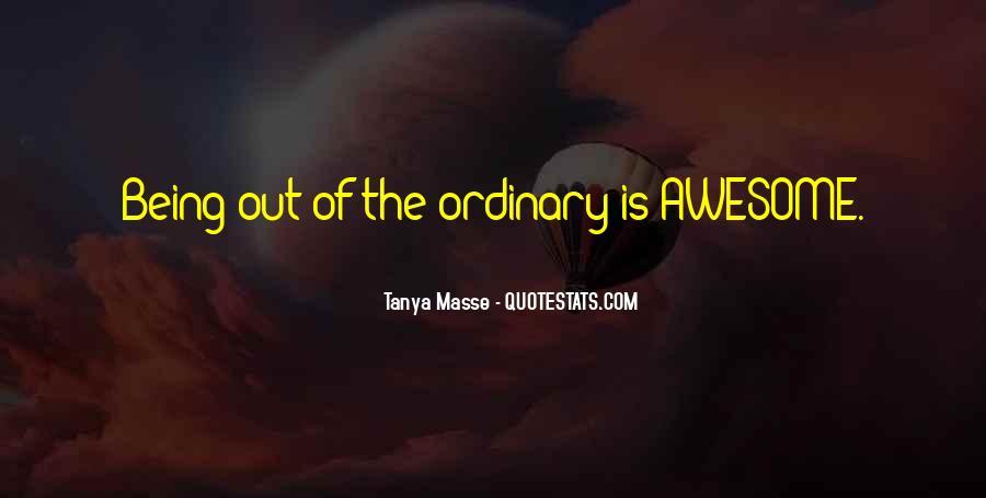 Tanya Masse Quotes #187343