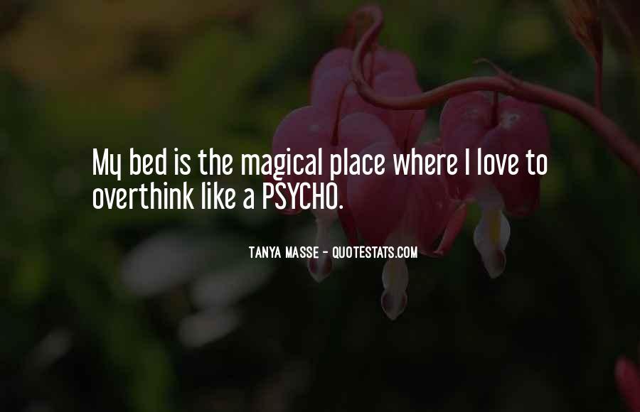Tanya Masse Quotes #334114