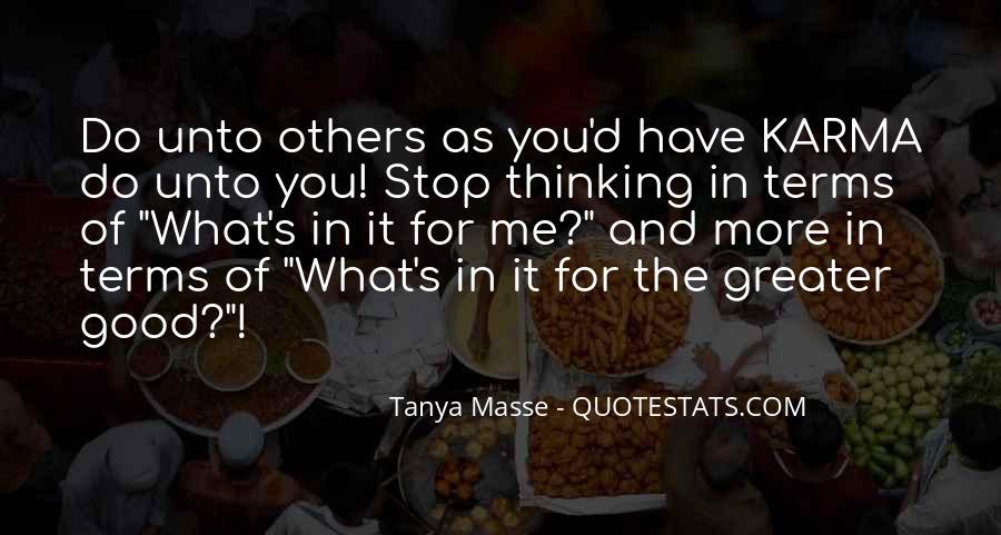 Tanya Masse Quotes #403044