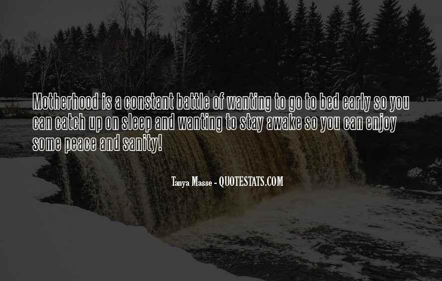 Tanya Masse Quotes #405816