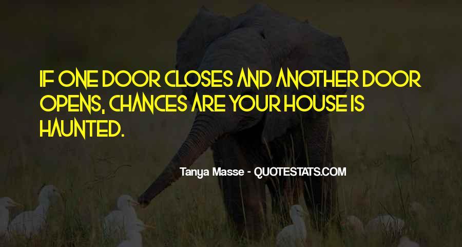 Tanya Masse Quotes #542767