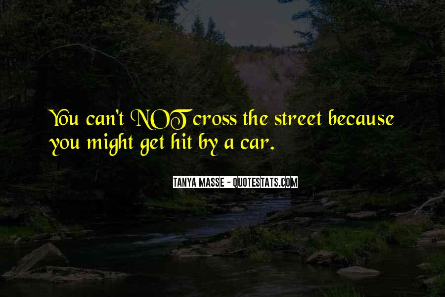 Tanya Masse Quotes #548251