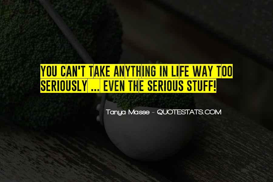 Tanya Masse Quotes #632311