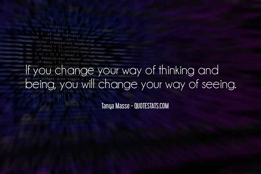 Tanya Masse Quotes #797874