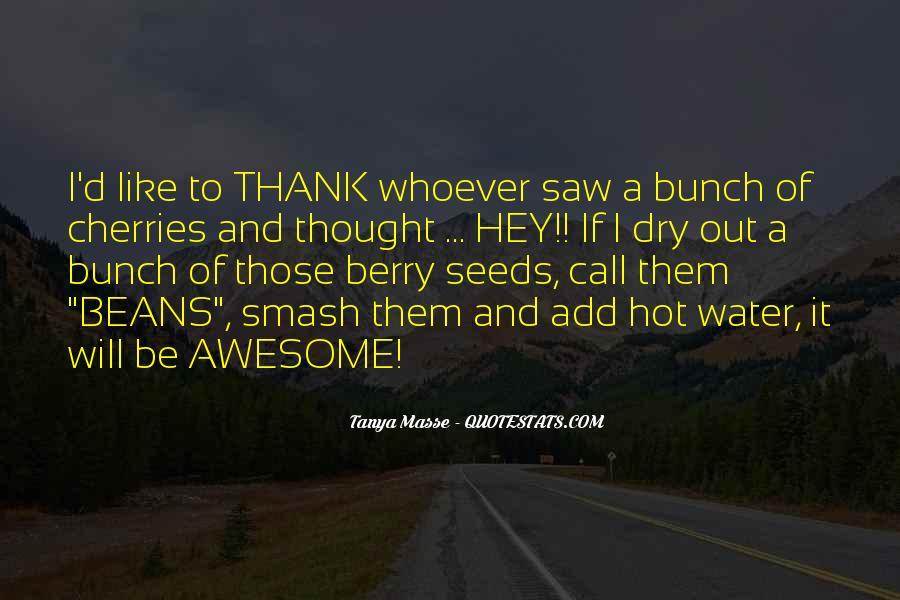 Tanya Masse Quotes #881057