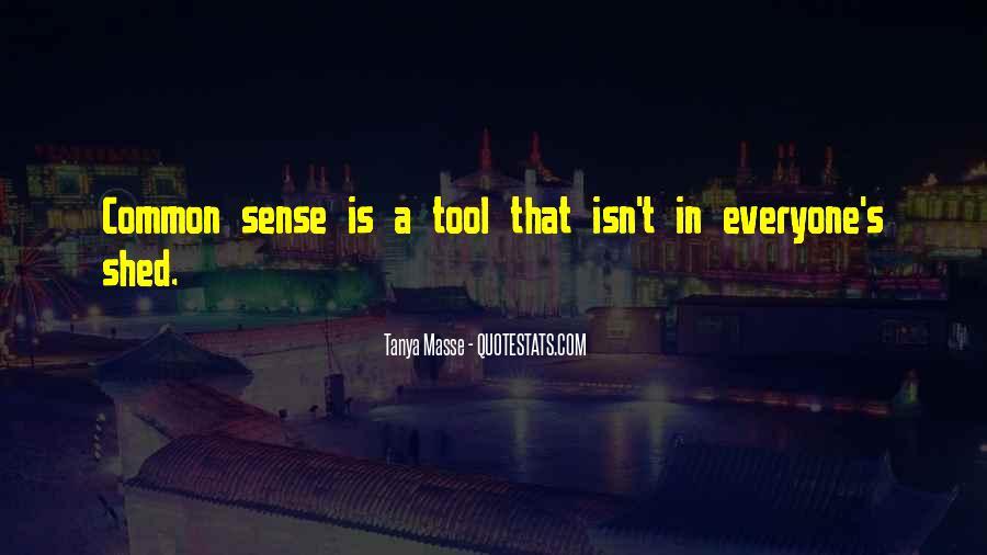 Tanya Masse Quotes #890107