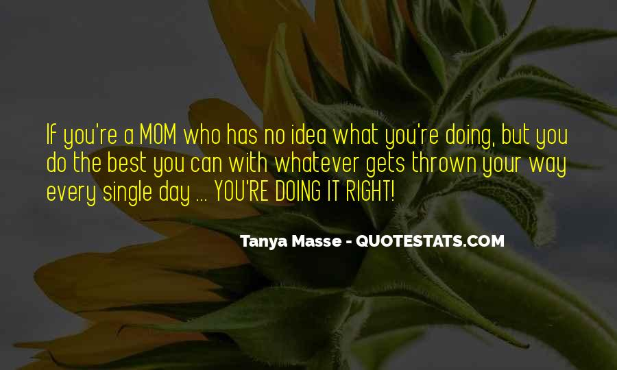 Tanya Masse Quotes #967055