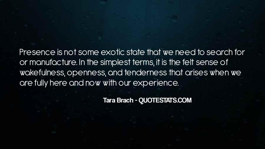 Tara Brach Quotes #1068284
