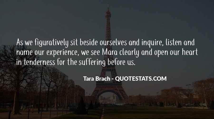 Tara Brach Quotes #1082480
