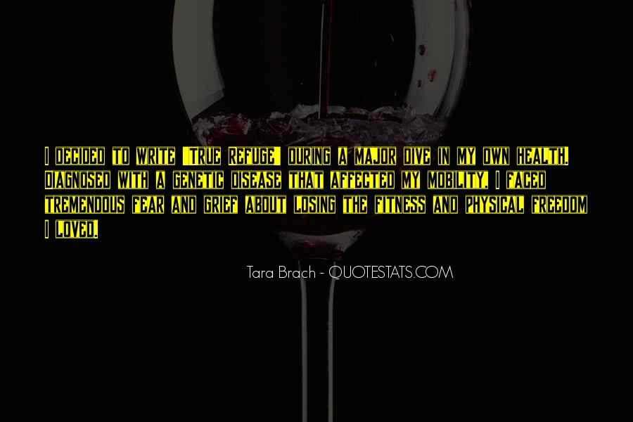 Tara Brach Quotes #1162671