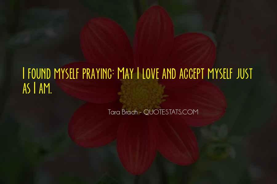 Tara Brach Quotes #1204477