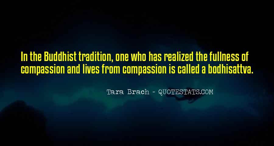 Tara Brach Quotes #1295137