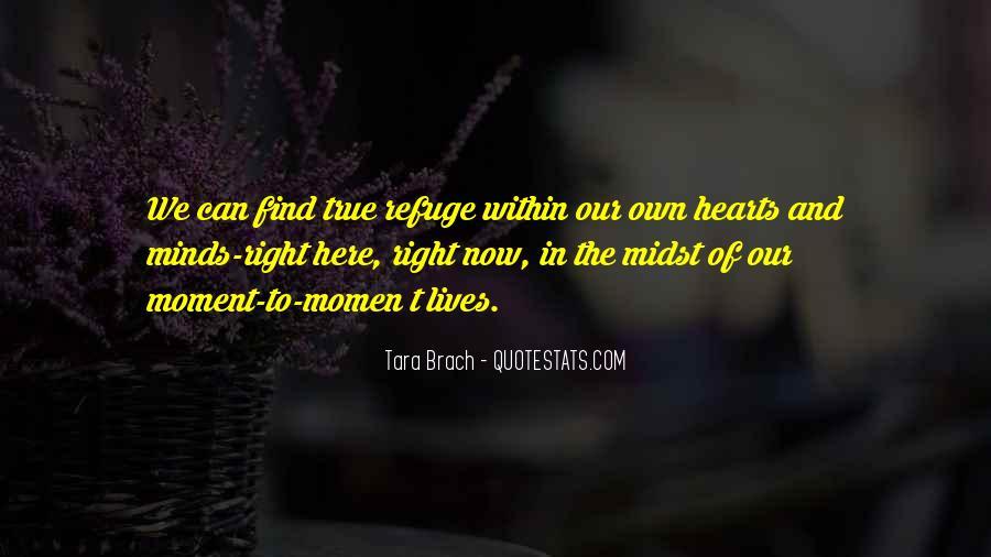 Tara Brach Quotes #1317679