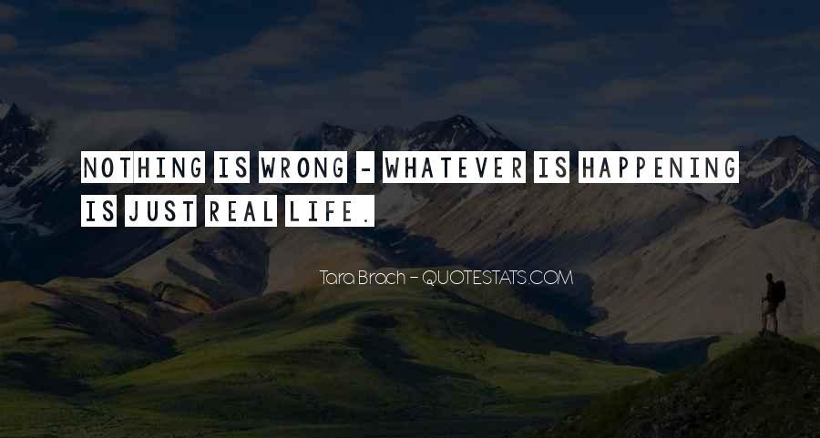 Tara Brach Quotes #1376762