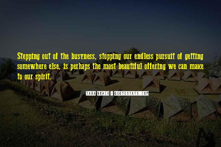 Tara Brach Quotes #14093