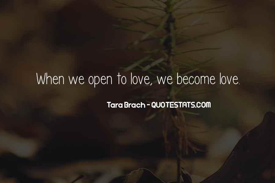 Tara Brach Quotes #1411384