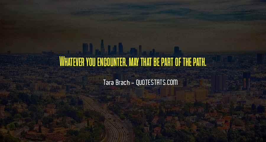 Tara Brach Quotes #1431665