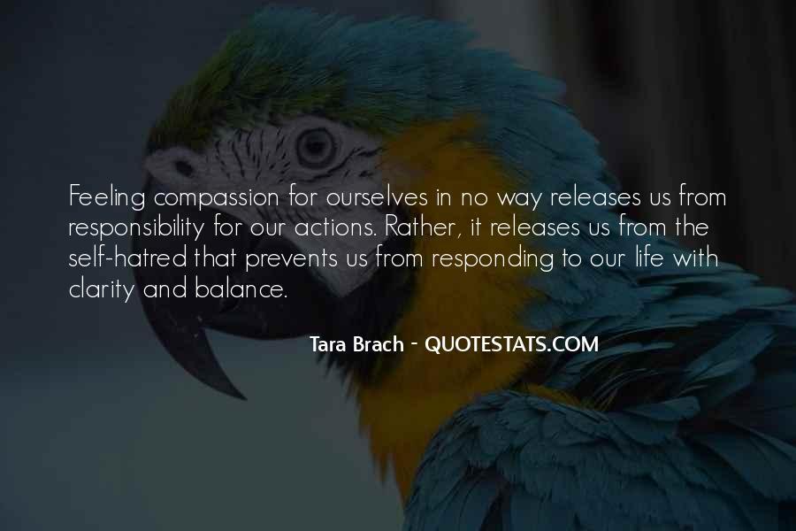 Tara Brach Quotes #1448752