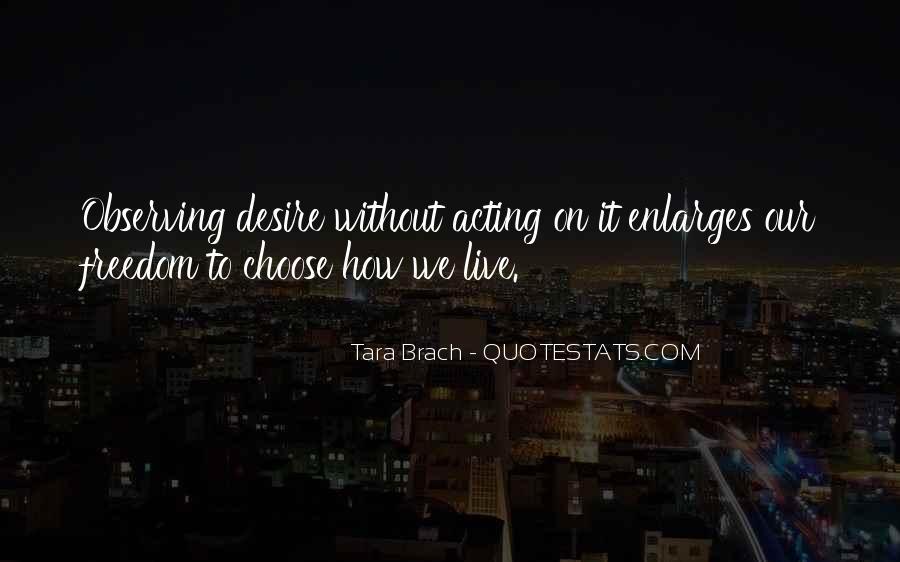 Tara Brach Quotes #1478810
