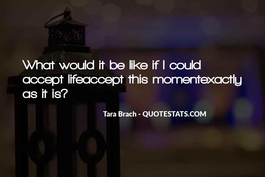 Tara Brach Quotes #1488946