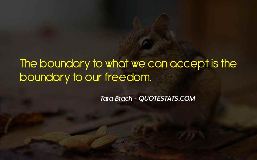 Tara Brach Quotes #1512851