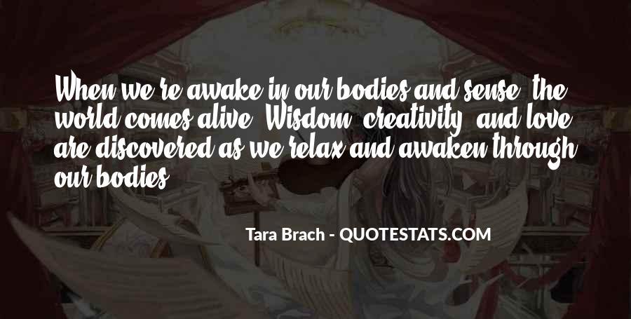 Tara Brach Quotes #162516