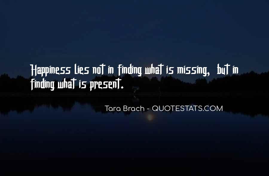 Tara Brach Quotes #1629136