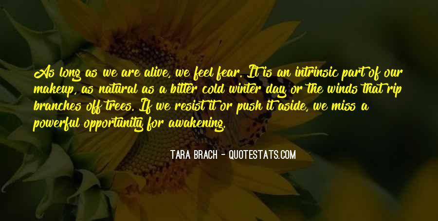 Tara Brach Quotes #1736461