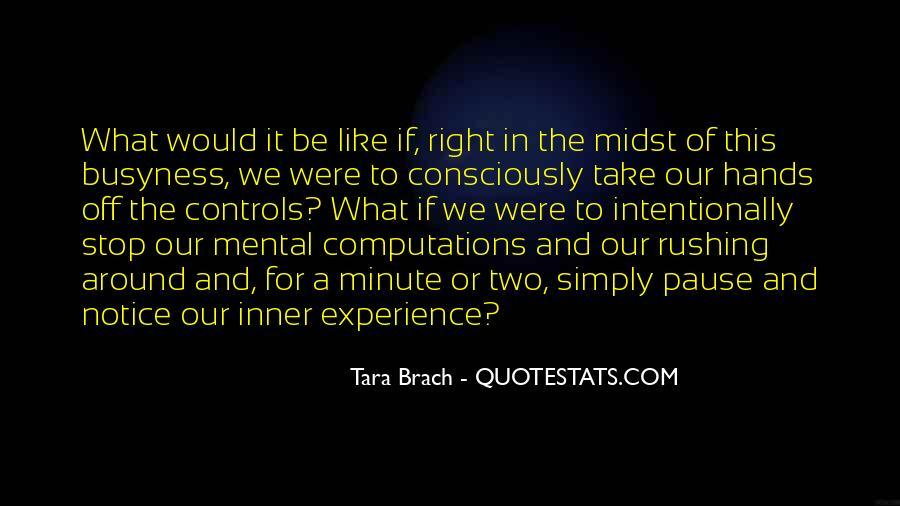 Tara Brach Quotes #1782927