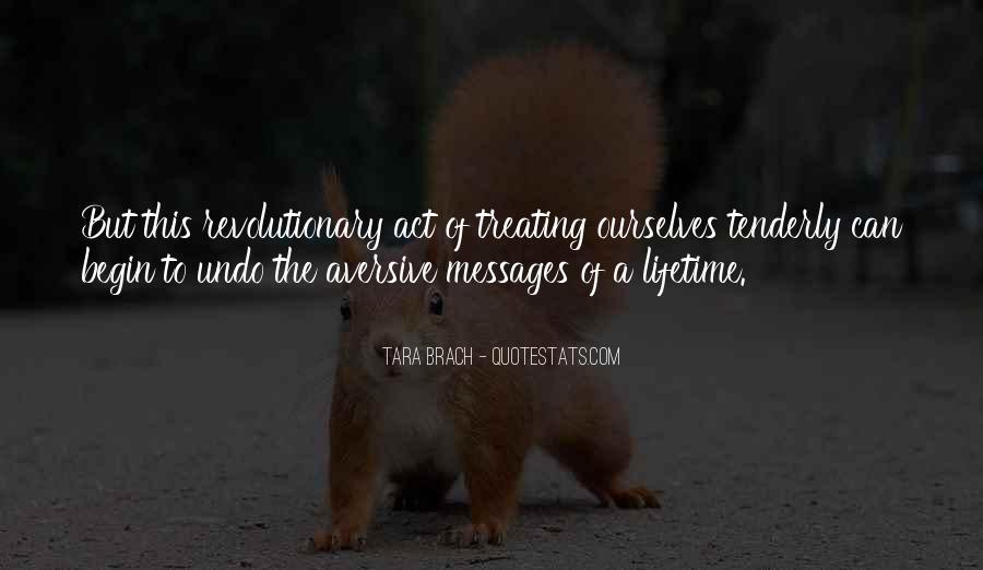 Tara Brach Quotes #179896