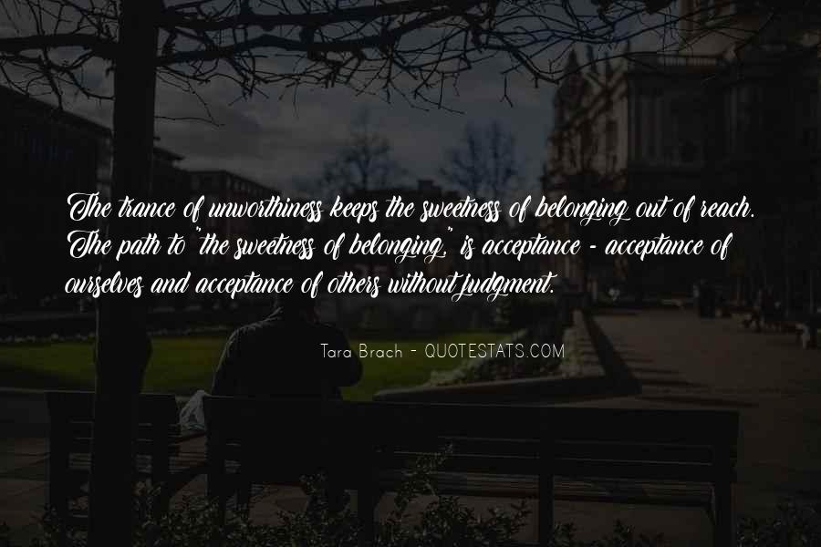 Tara Brach Quotes #225366