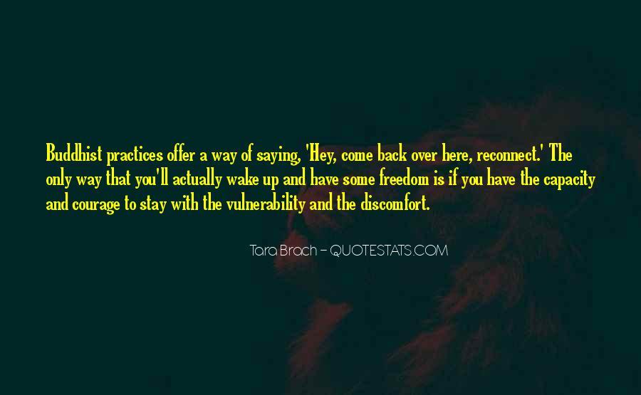 Tara Brach Quotes #38667