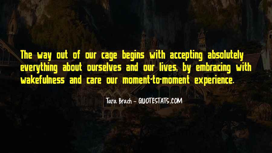 Tara Brach Quotes #458145
