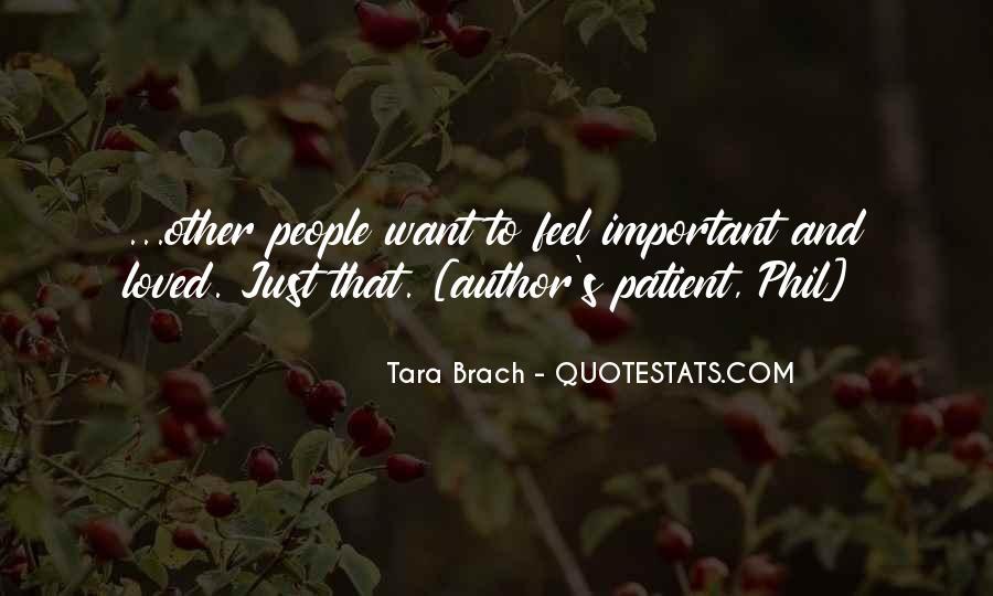 Tara Brach Quotes #474180