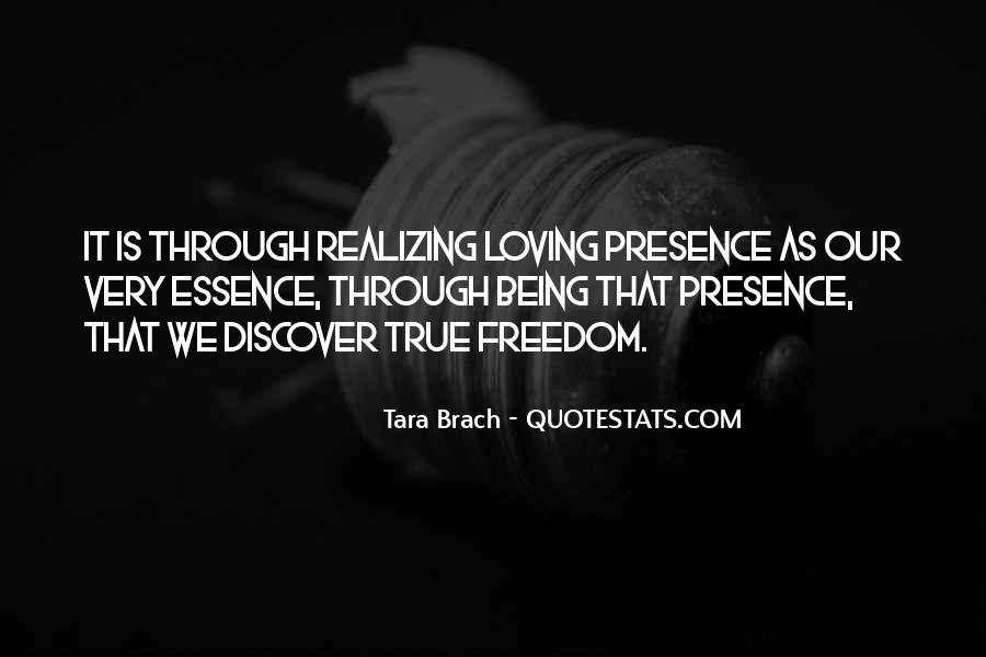 Tara Brach Quotes #562192
