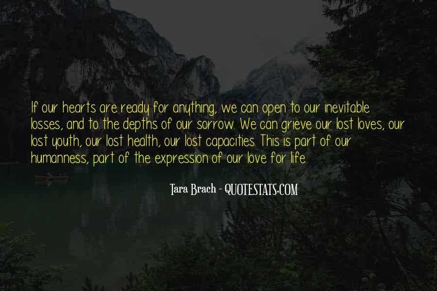 Tara Brach Quotes #59175